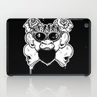 Rock Out Monkey Boy iPad Case