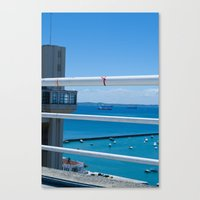 Salvador Canvas Print