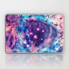 Trendy Pastel Pink Blue … Laptop & iPad Skin