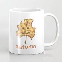 Happy Autumn Mug