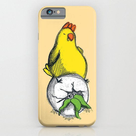 Bad seed iPhone & iPod Case