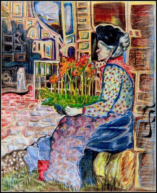 Penny Lane Art Print