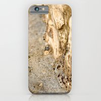 iPhone & iPod Case featuring Stream of Bubbles by silverstreaked