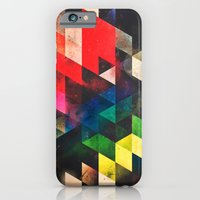 iPhone & iPod Case featuring lwwsyng cylyr by Spires