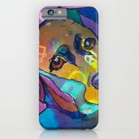 iPhone & iPod Case featuring Sweetie by Roger Wedegis