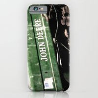 iPhone & iPod Case featuring John Deere by Captive Images Photography