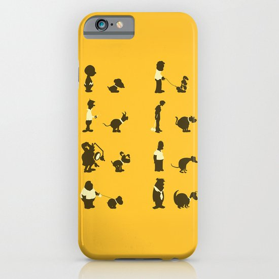 Please Pick Up After Your Pets iPhone & iPod Case