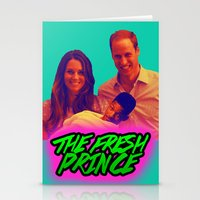 The Fresh Prince Stationery Cards