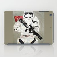 FIRST ORDER STORM TROOPER iPad Case