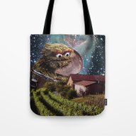 Grouch Tote Bag