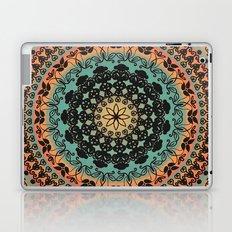 Sunset Desert Mandala Laptop & iPad Skin