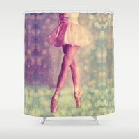 Dream a little dream Shower Curtain