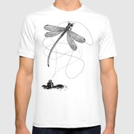 T-shirt featuring Here, There & Back Again… by Matt Leyen