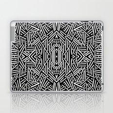 Radiate (BW) Laptop & iPad Skin