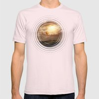 Hope, from the Sun II Mens Fitted Tee Light Pink SMALL