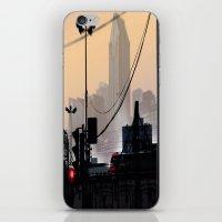 City Train iPhone & iPod Skin