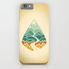 The Road Goes Ever On: Autumn iPhone 6 Slim Case