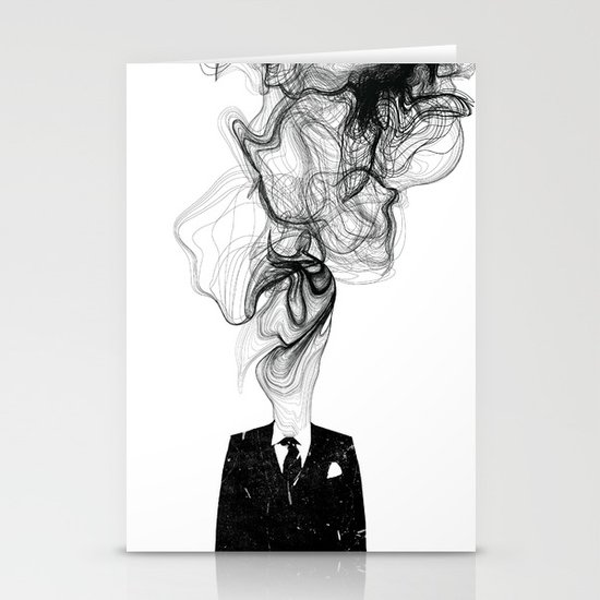 An Offer You Can't Refuse Stationery Card