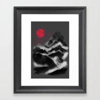 Sacred Space Framed Art Print