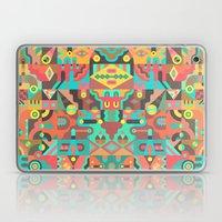 Schema 10 Laptop & iPad Skin