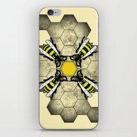 Honey iPhone & iPod Skin