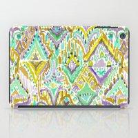 Autumn Temple Tribal iPad Case