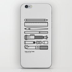 Tools of The Trade iPhone & iPod Skin