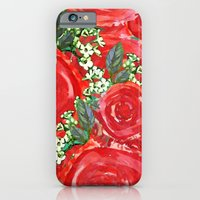 iPhone & iPod Case featuring Rose of My Heart by Joan McLemore