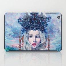 Self-Crowned iPad Case