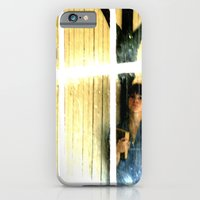 iPhone & iPod Case featuring waiting  by Aliina Ross