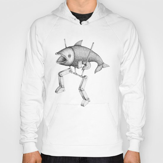 'Evolution I' Hoody