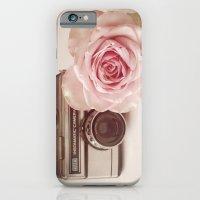 Rose & The Camera  iPhone 6 Slim Case
