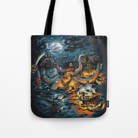 Out Arrr...med Tote Bag