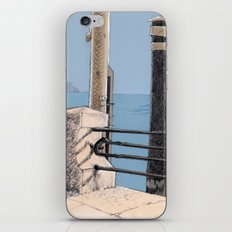 Baveno Dock, Northern Italy iPhone & iPod Skin