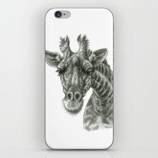The giraffe G2012-049 iPhone & iPod Skin