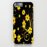 Flower Fantasy 3 iPhone 6 Slim Case