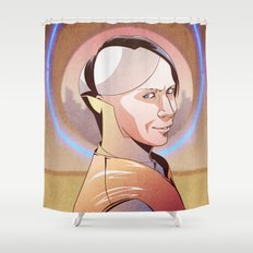 Chaos (Zorg - The Fifth Element) Shower Curtain