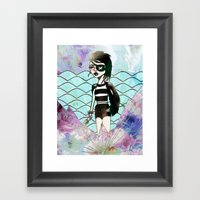Pirate Day Framed Art Print