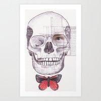 EFÍMERO Art Print