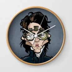Ichabod Wall Clock