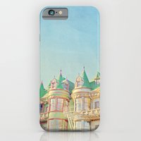 iPhone & iPod Case featuring SF Tops 3 by Mina Teslaru