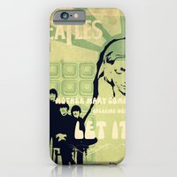 Let It Be iPhone 6 Slim Case
