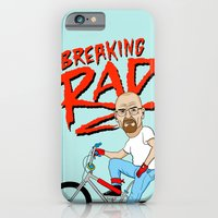 iPhone & iPod Case featuring Breaking Rad by Chris Piascik