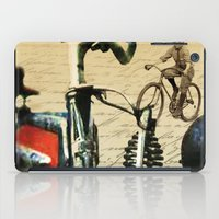 vintage retro cruiser iPad Case