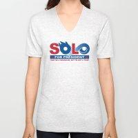 Solo for President Unisex V-Neck