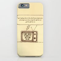 iPhone & iPod Case featuring indy kidz by Mariana Beldi