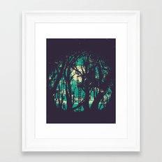 Post Meridiem Framed Art Print