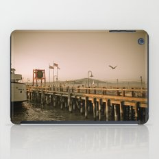 View of Alcatraz - The Rock iPad Case