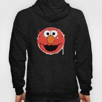 Elmo splatt Hoody