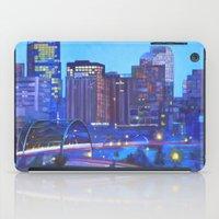 Denver Skyline iPad Case
